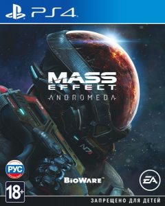 PS 4 Mass Effect: Andromeda