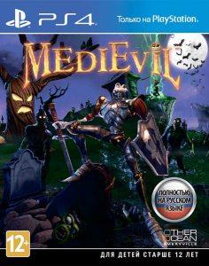 PS 4 MediEvil