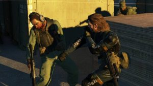 PS 4 Metal Gear Solid V: Ground Zeroes PS 4