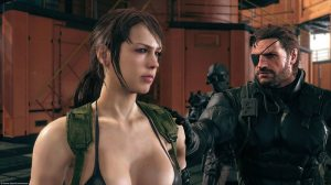 PS 4 Metal Gear Solid V: The Phantom Pain PS 4