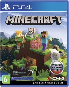 PS 4 Minecraft