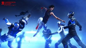 PS 4 Mirror's Edge Catalyst PS 4