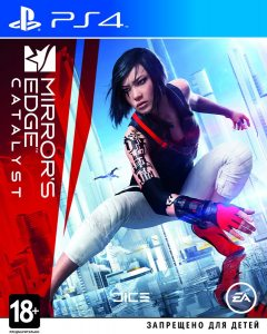 PS 4 Mirror's Edge Catalyst