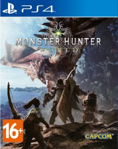 PS 4 Monster Hunter: World