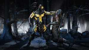 PS 4 Mortal Kombat  X (Хиты PlayStation) PS 4