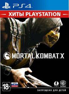 PS 4 Mortal Kombat  X (Хиты PlayStation)