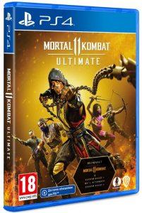 PS 4 Mortal Kombat 11 Ultimate