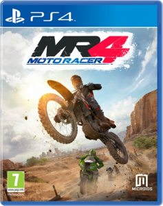 PS 4 Moto Racer 4 (поддержка VR)