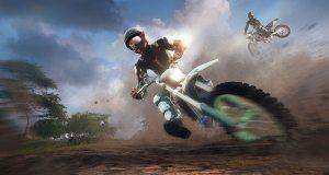 PS 4 Moto Racer 4 (поддержка VR) PS 4