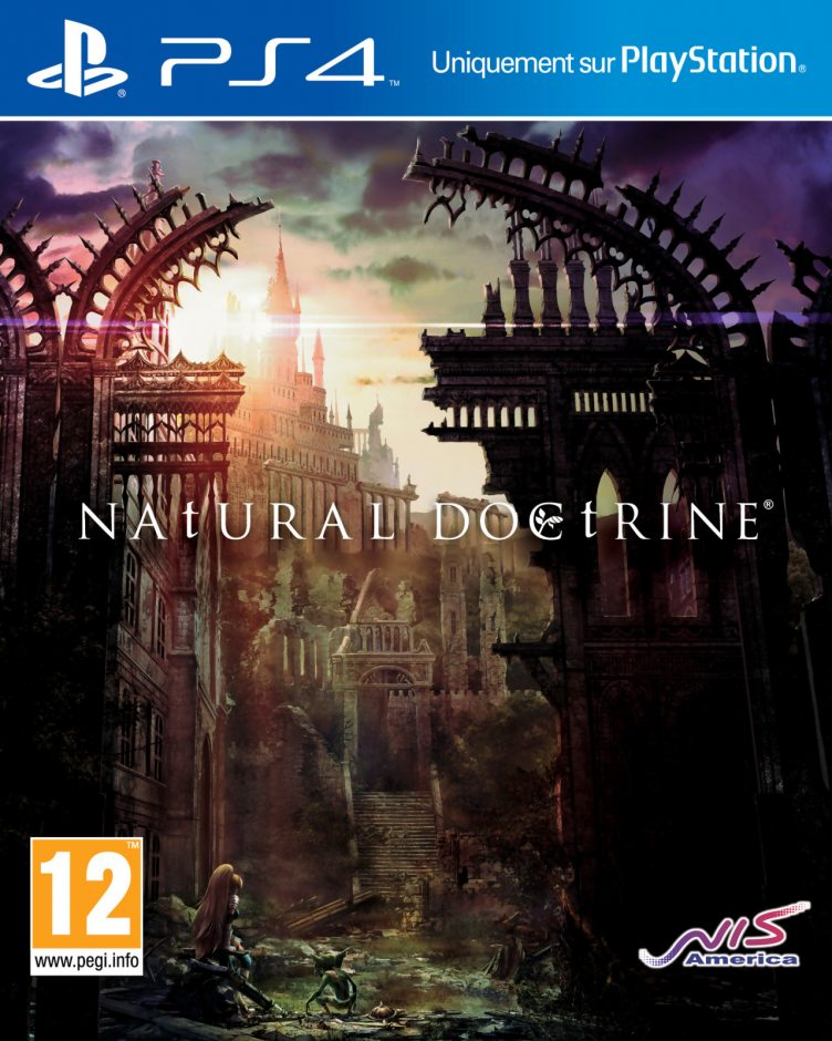 PS 4 NAtURAL DOCtRINE PS 4