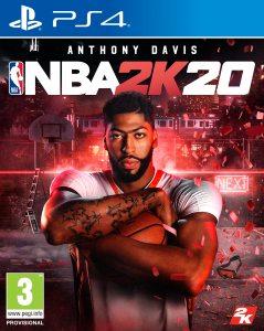 PS 4 NBA 2K20