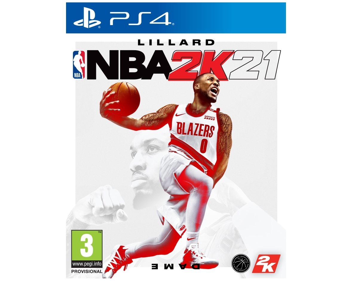 PS 4 NBA 2K21 PS 4