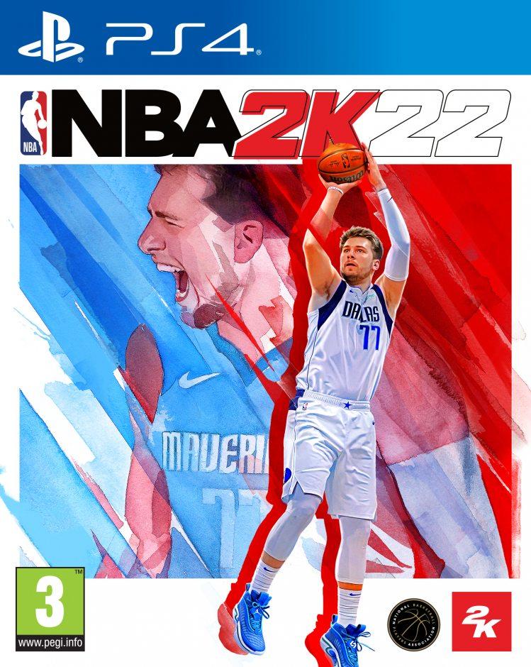PS 4 NBA 2K22 PS 4