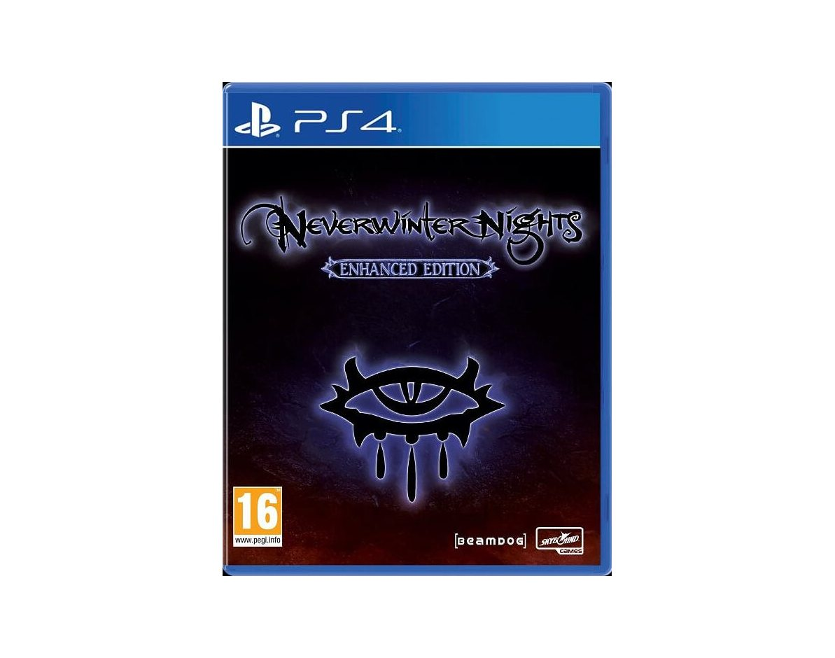 PS 4 Neverwinter Nights: Enhanced Edition PS 4