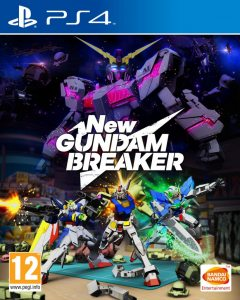 PS 4 New Gundam Breaker