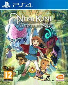 PS 4 Ni no Kuni: Гнев Белой ведьмы. Remastered