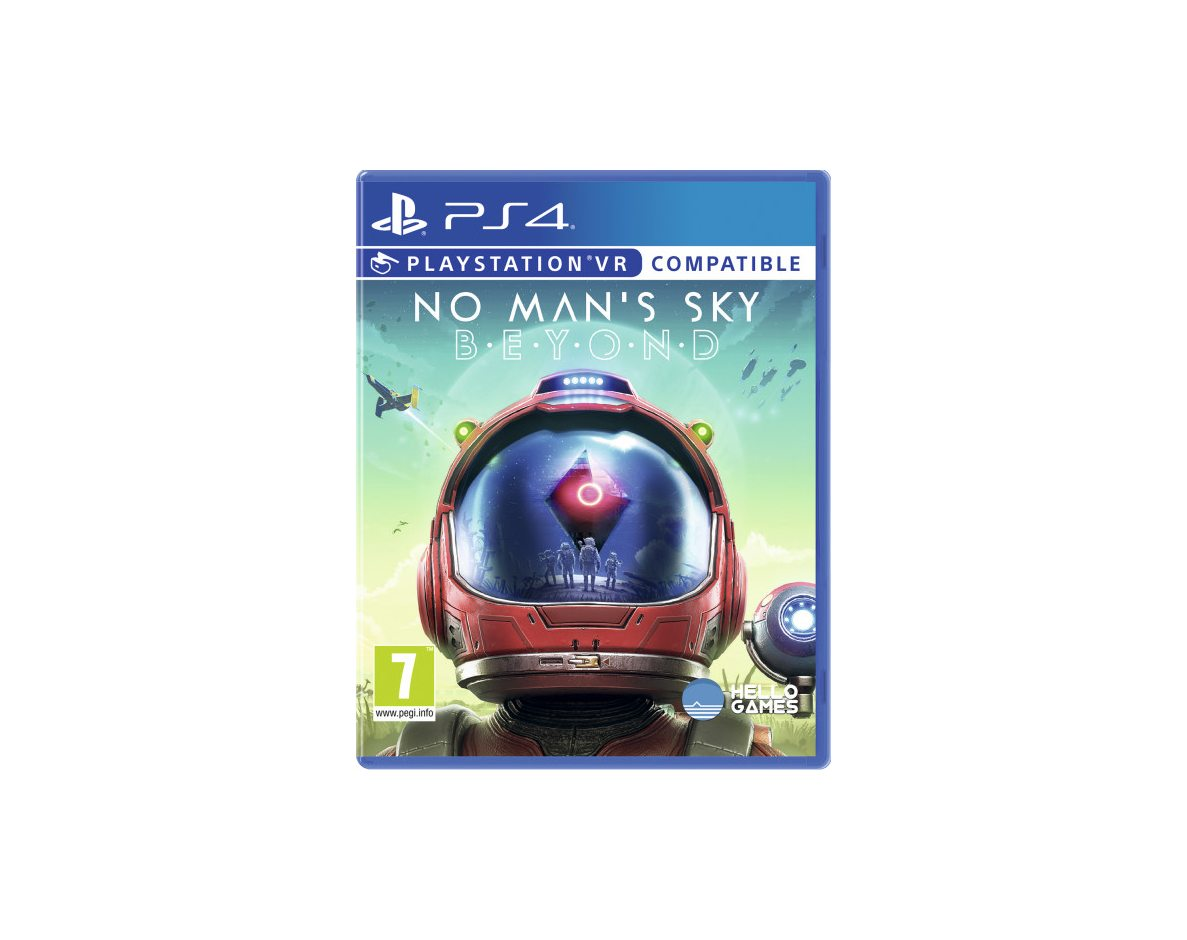 PS 4 No Man's Sky. Beyond (поддержка VR) PS 4
