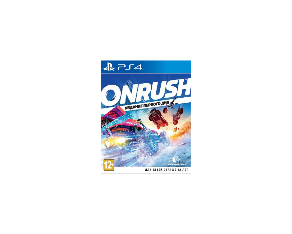 PS 4 Onrush. Day One Edition PS 4