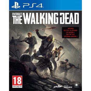PS 4 OVERKILL's the Walking Dead