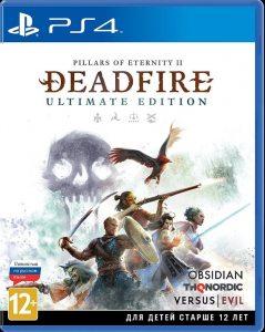 PS 4 Pillars of Eternity II: Deadfire - Ultimate Edition