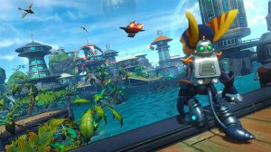 PS 4 Ratchet and Clank (Хиты PlayStation) PS 4