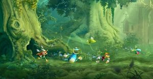 PS 4 Rayman Legends (Хиты PlayStation) PS 4