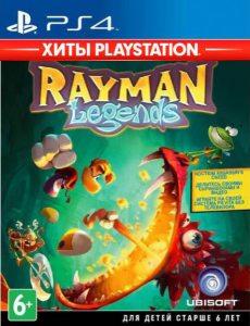 PS 4 Rayman Legends (Хиты PlayStation)