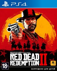 PS 4 Red Dead Redemption 2