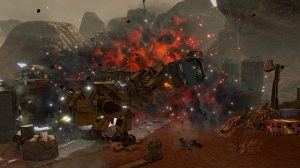 PS 4 Red Faction Guerrilla. Re-Mars-tered PS 4