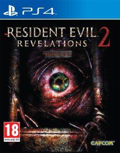 PS 4 Resident Evil: Revelations 2