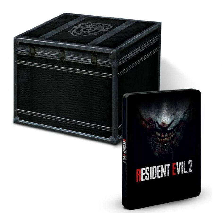 PS 4 Resident Evil 2: Remake. Collector's Edition PS 4