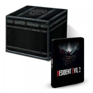PS 4 Resident Evil 2: Remake. Collector's Edition