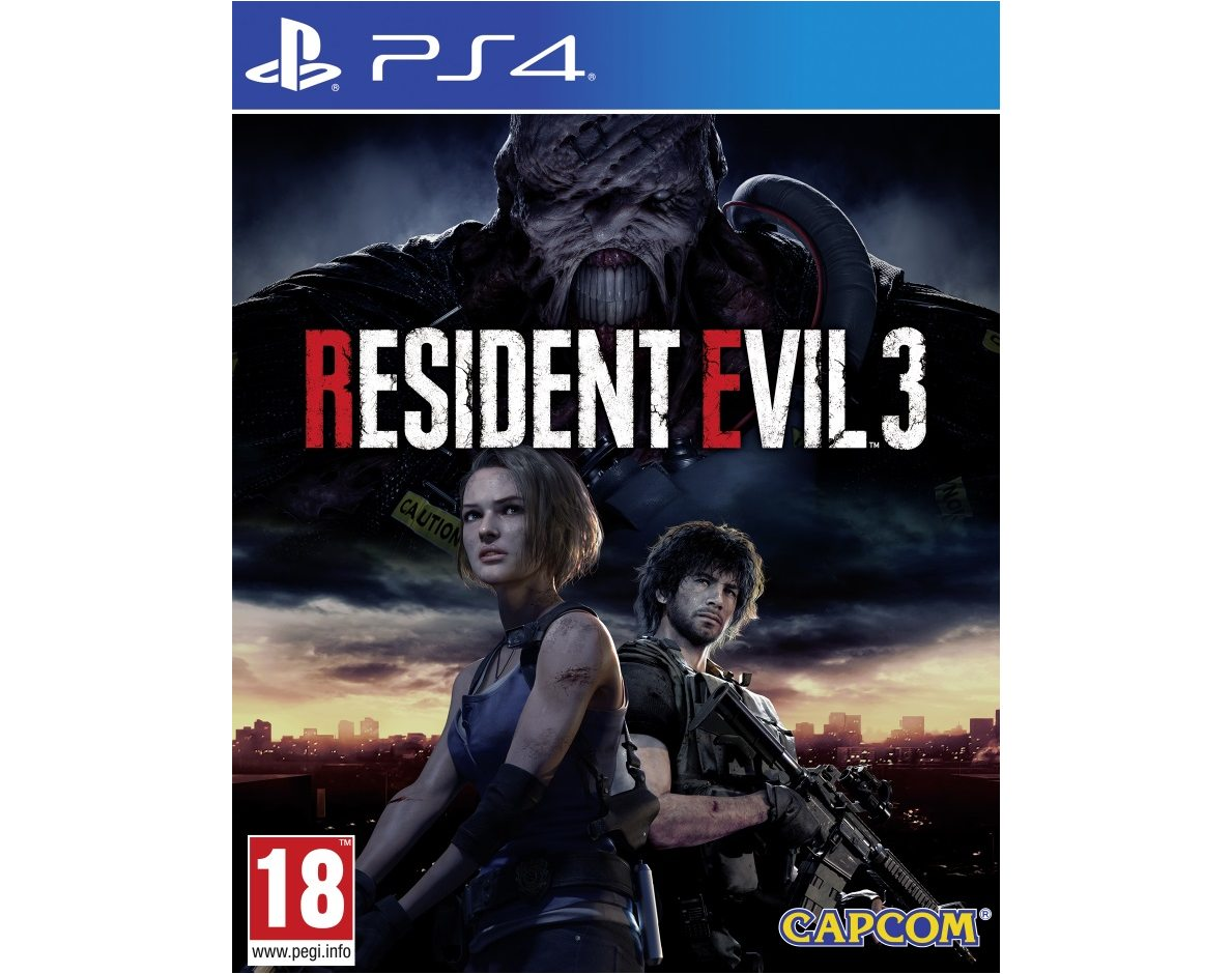 PS 4 Resident Evil 3 PS 4