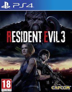 PS 4 Resident Evil 3