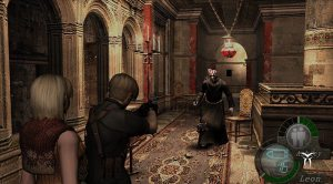 PS 4 Resident Evil 4 PS 4