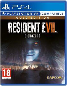 PS 4 Resident Evil 7: Biohazard Gold Edition (поддержка VR)
