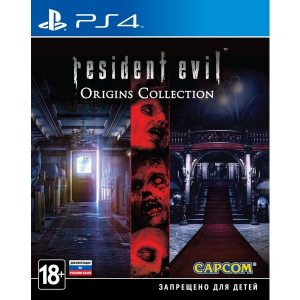 PS 4 Resident Evil Origins Collection