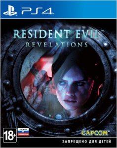 PS 4 Resident Evil Revelations