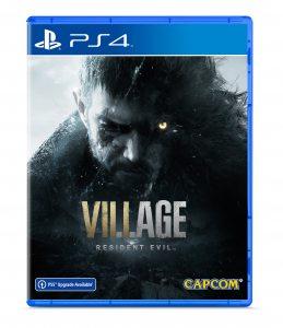PS 4 Resident Evil Village