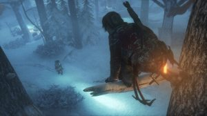 PS 4 Rise of the Tomb Raider 20-летний юбилей PS 4