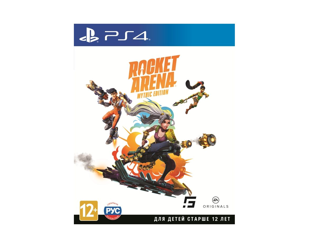 PS 4 Rocket Arena. Mythic Edition PS 4
