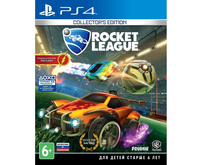PS 4 Rocket League PS 4