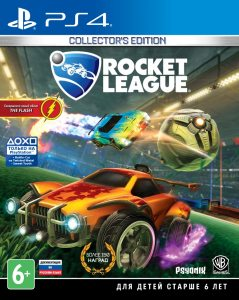 PS 4 Rocket League