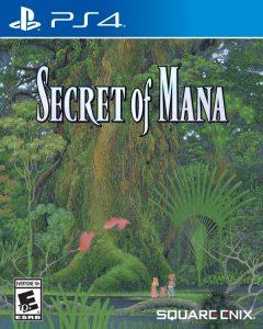 PS 4 Secret of Mana
