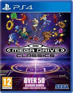 PS 4 SEGA Mega Drive Classics