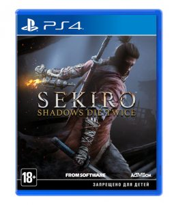 PS 4 Sekiro: Shadows Die Twice
