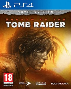 PS 4 Shadow of the Tomb Raider Croft Edition