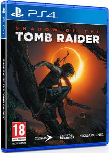 PS 4 Shadow of the Tomb Raider