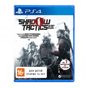 PS 4 Shadow Tactics Blades of the Shogun