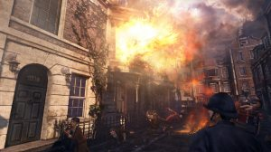 PS 4 Sherlock Holmes: The Devil's Daughter PS 4